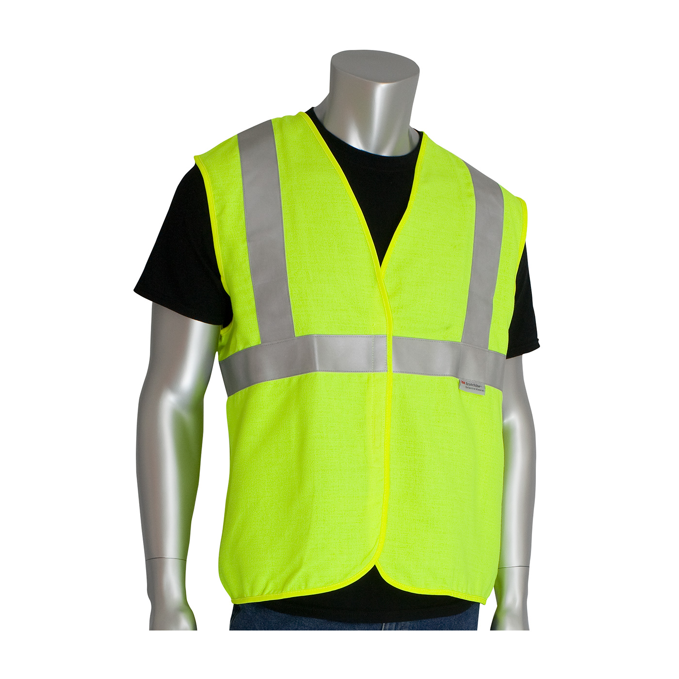 #305-2200 PIP® ANSI Type R Class 2 AR/FR  Solid Vest