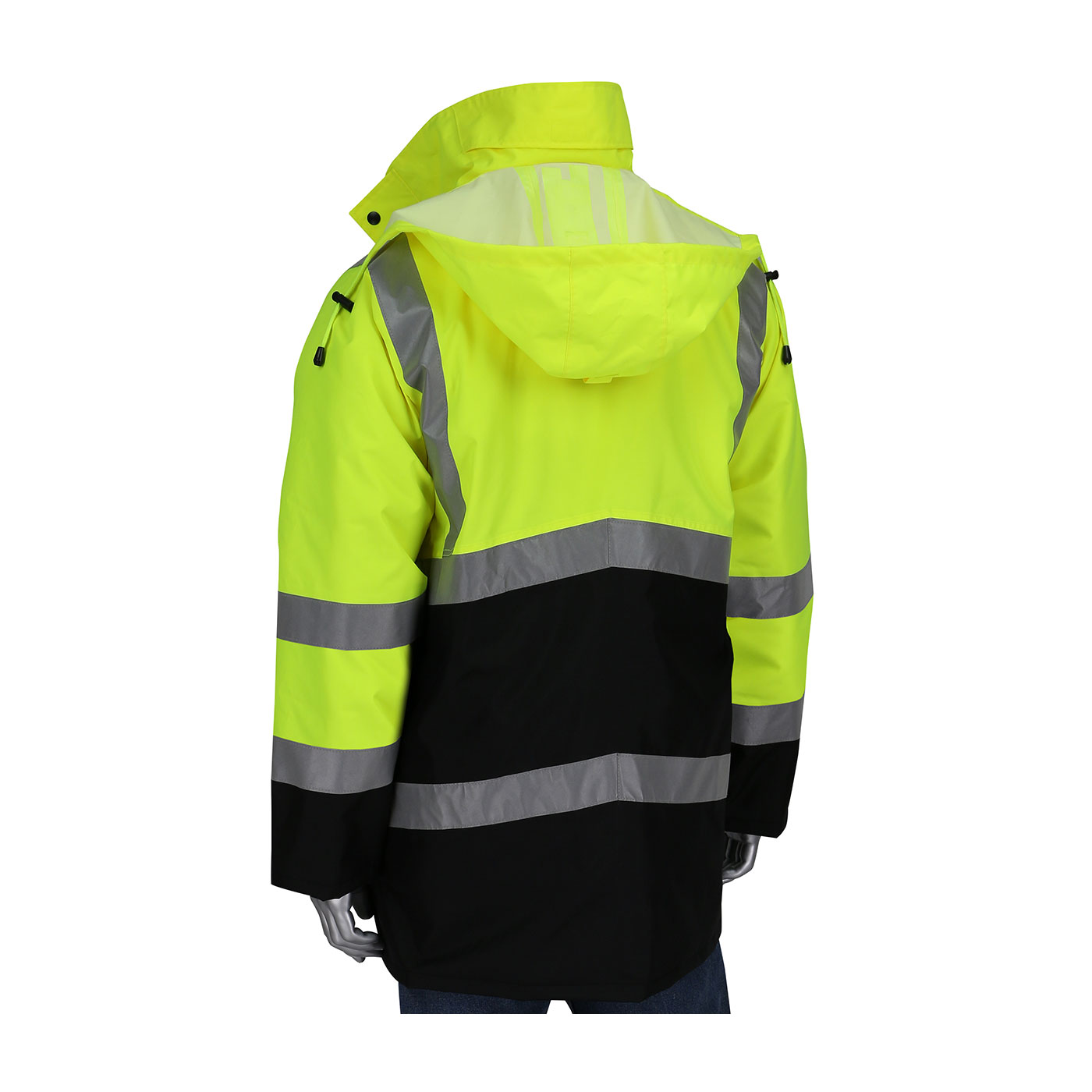 343-1750 PIP® Class 3 ANSI Type R Insulated Coat