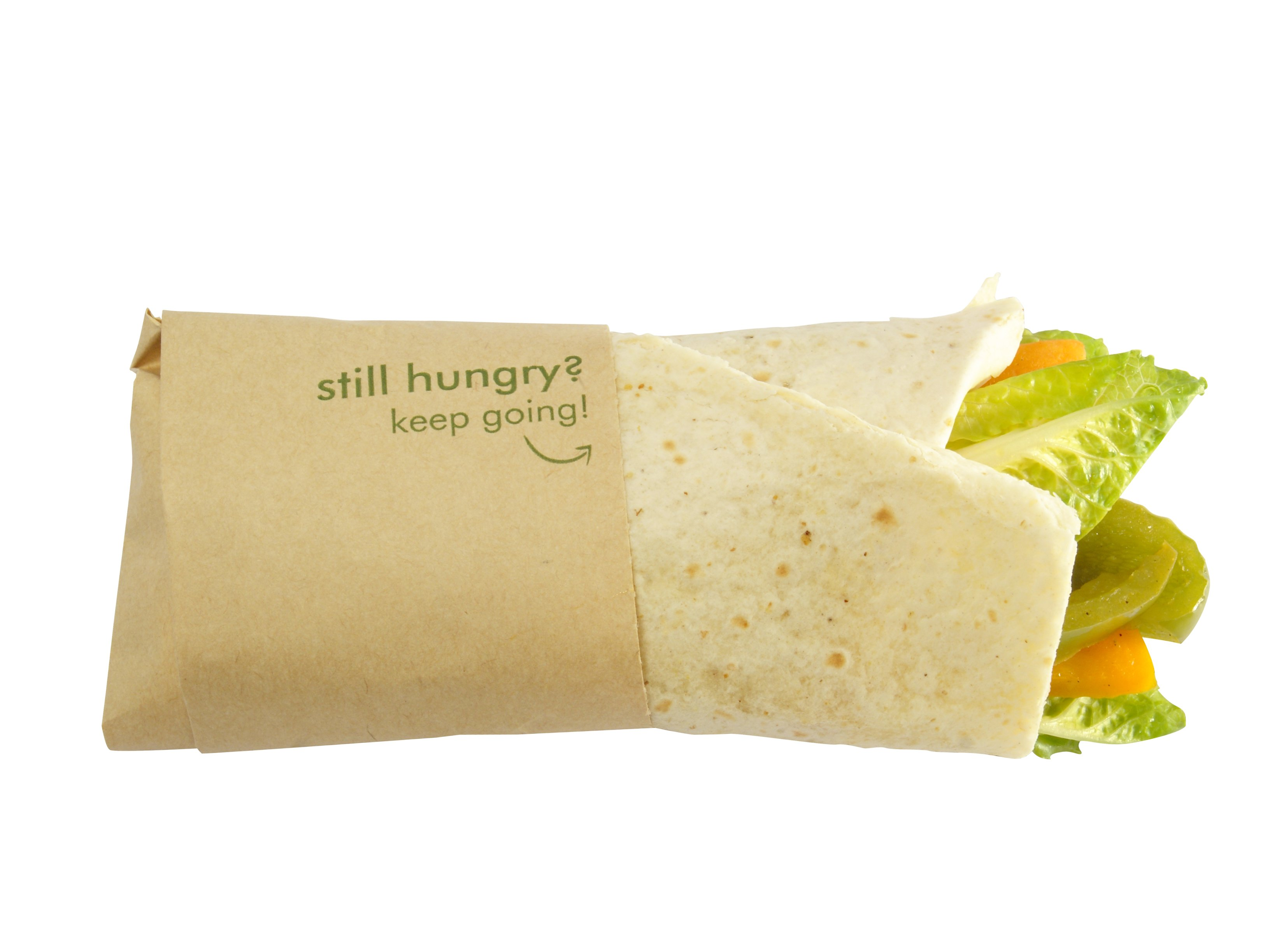 #VOW-GP1 Vegware™ Compostable Ovenable Wrap