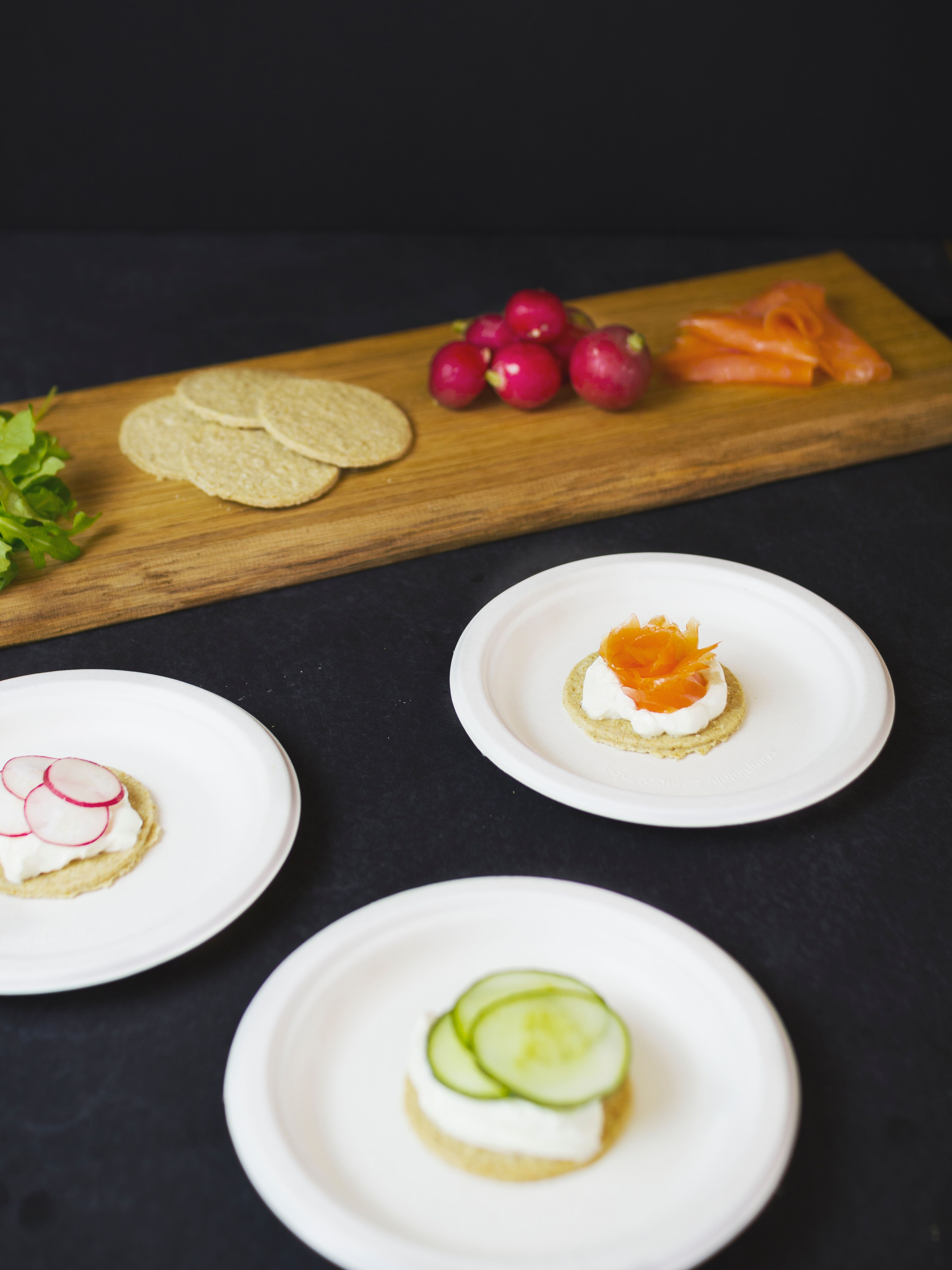 Vegware Compostable Bagasse Tableware