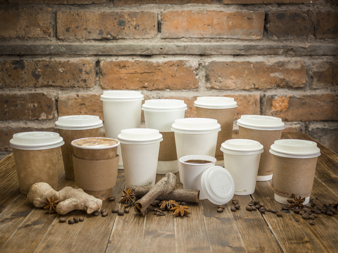 Vegware Compostable Beverage Cups