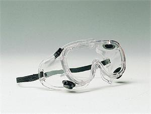 Indirect Ventilated Chemical Splash Safety Goggles