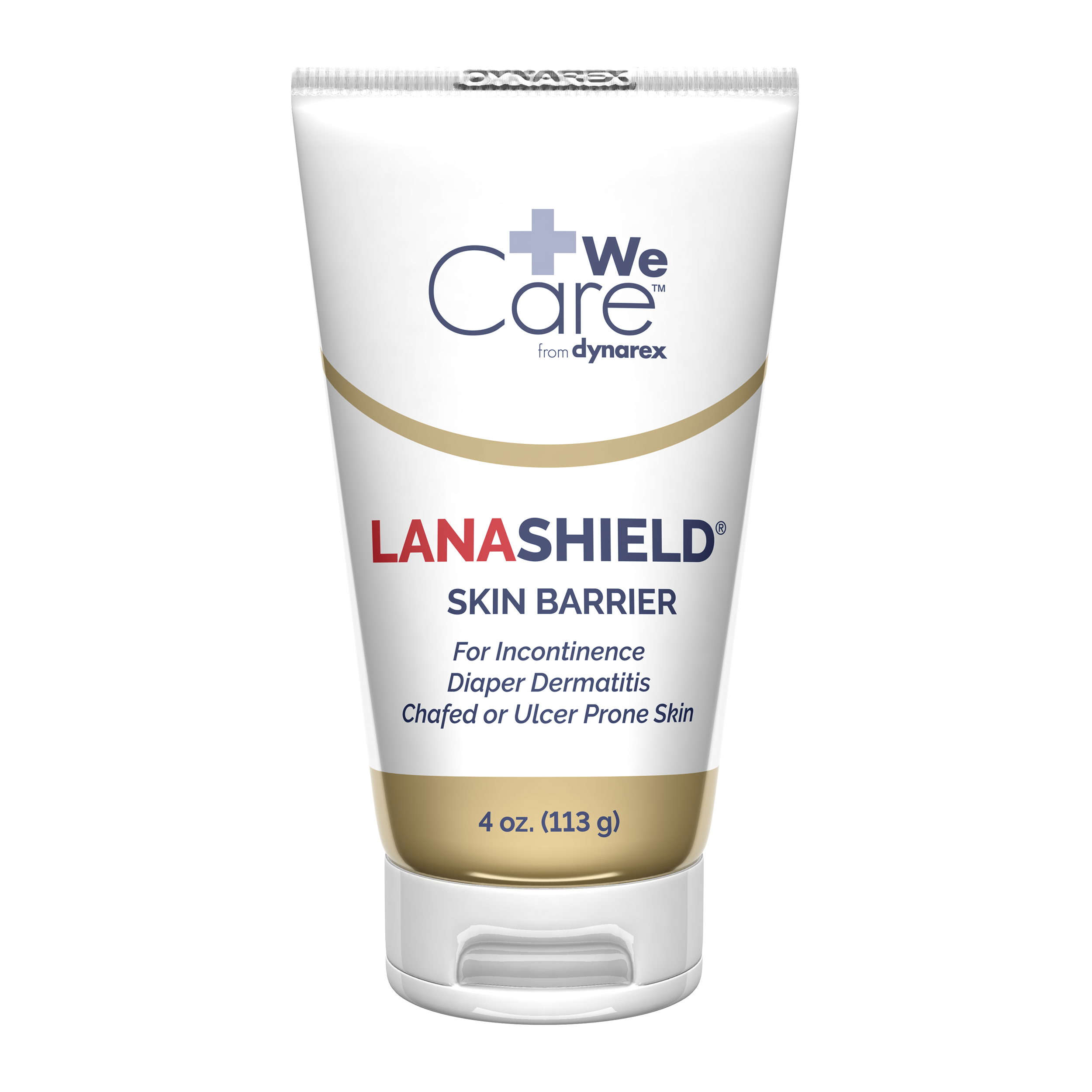 Dynarex® LanaShield Skin Protectant Cream compares to Lantiseptic