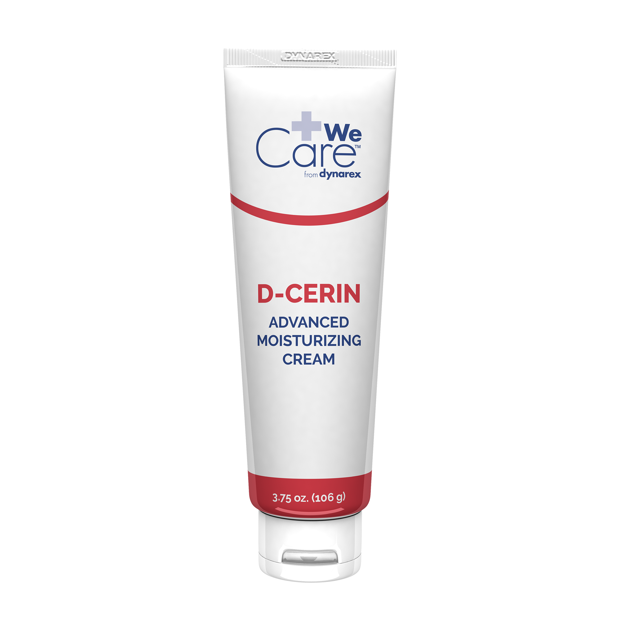 1473 Dynarex WeCare™ D-Cerin Advanced Moisturizing Cream 3.75oz Tube