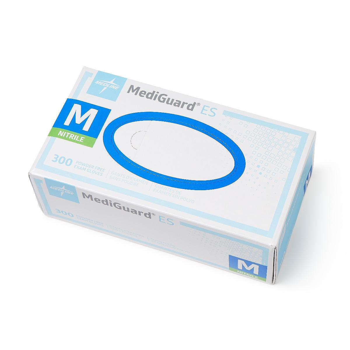 MediGuard® ES Powder-Free Latex-Free Nitrile Exam Gloves