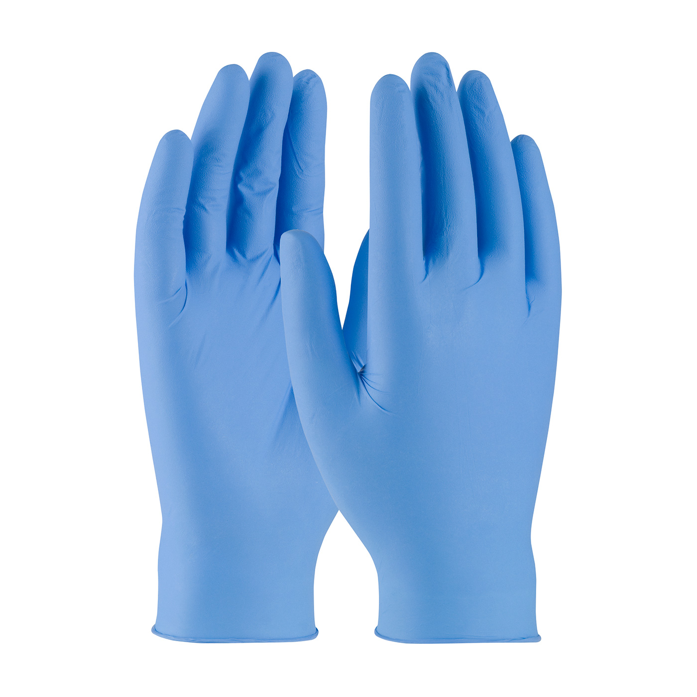 #63-532PF Ambi-dex® Axle Disposable Nitrile Glove, Powder-Free with Textured Grip - 4 mil