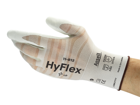 11-812 Ansell® HyFlex® Light-Duty Multi-Purpose Tear Away Work Gloves