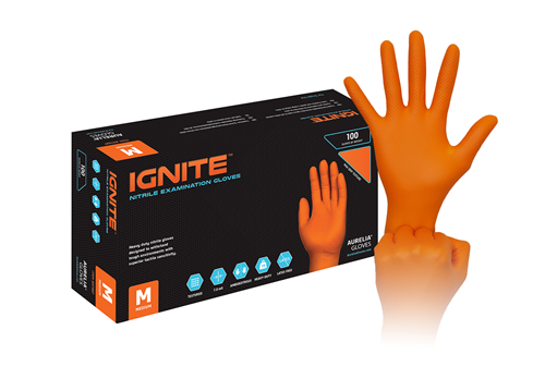Aurelia® Ignite™ Nitrile Exam Gloves