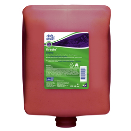 #KCL4LTR Deb Stoko® 4-Liter Kresto® Cherry Scented Hand Cleaner