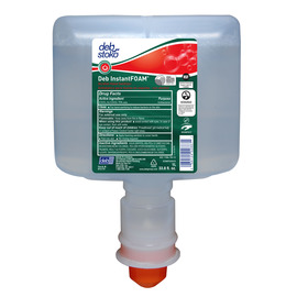 #IFS1TF Deb 1 Liter Refill Clear InstantFOAM® Scented Hand Sanitizer