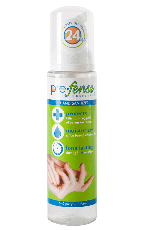 Prefense™ Alcohol-Free Instant Foam Hand Sanitizer