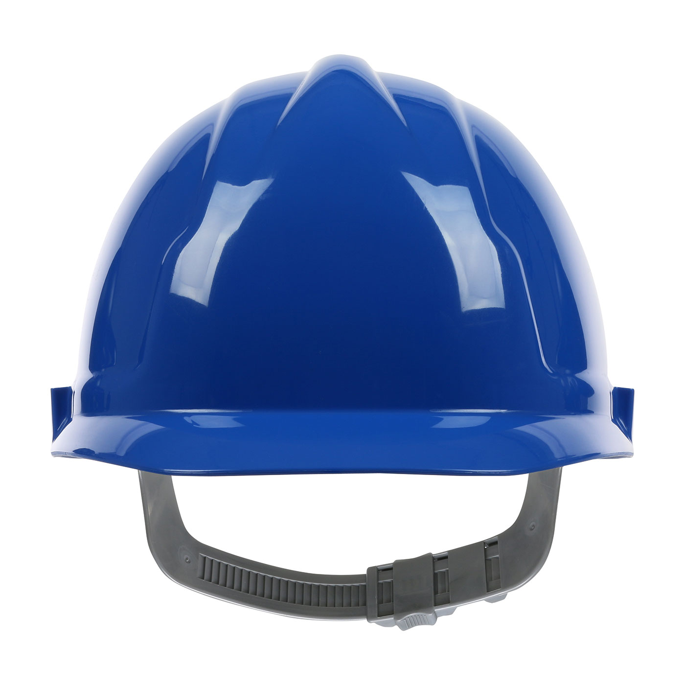 280-CS4200 PIP® 4200 Series Cap Style Hard Hat with HDPE Shell, 4-Point Polyester Suspension and Slip Ratchet Adjustment - Blue