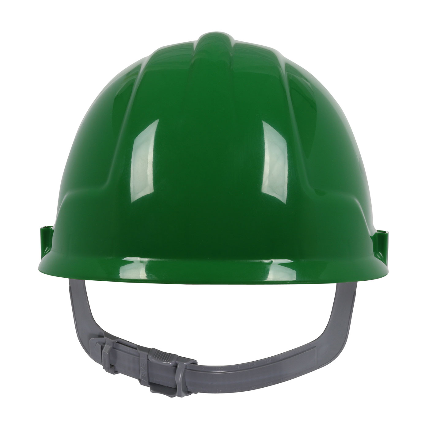 280-CS4200 PIP® 4200 Series Cap Style Hard Hat with HDPE Shell, 4-Point Polyester Suspension and Slip Ratchet Adjustment - Green