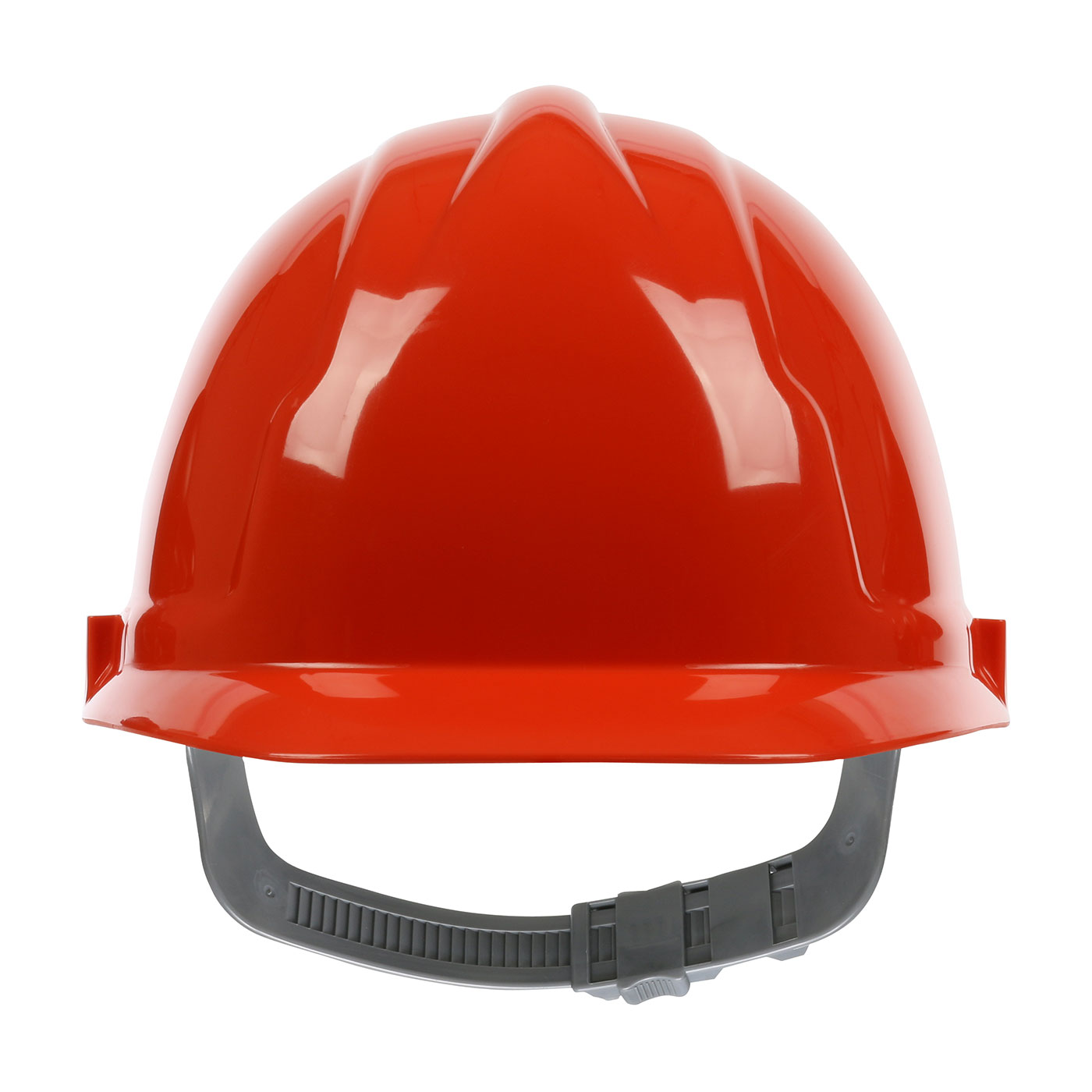 280-CS4200 PIP® 4200 Series Cap Style Hard Hat with HDPE Shell, 4-Point Polyester Suspension and Slip Ratchet Adjustment - Orange