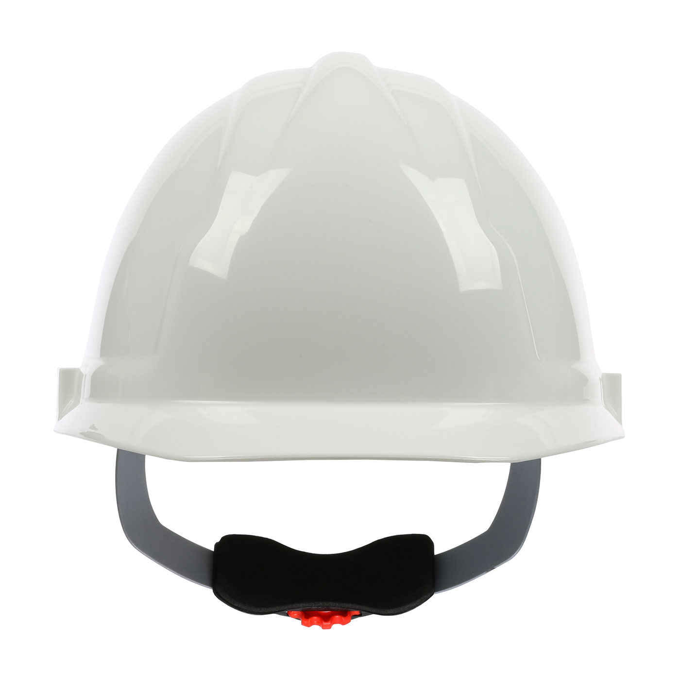 280-CW4200 PIP® 4200 Series Cap Style Hard Hat with HDPE Shell, 4-Point Polyester Suspension and Wheel Ratchet Adjustment - White