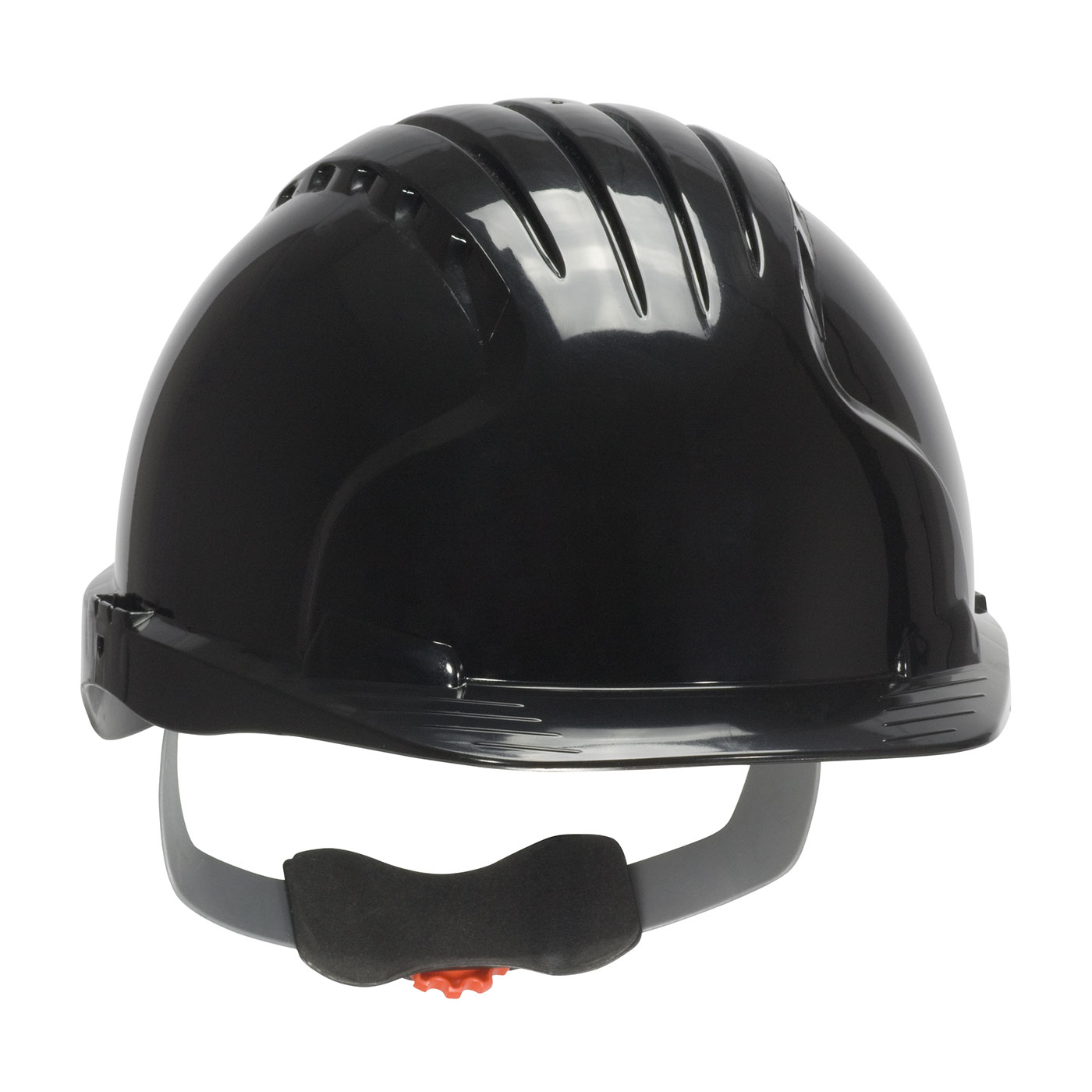 280-EV6151 PIP® JSP® Evolution® 6151 Deluxe Type I Hard Hats - Black