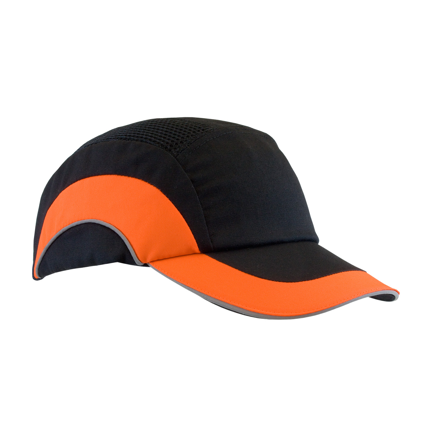 a17b4199ffe30d HardCap A1+™ Baseball Style Bump Cap with HDPE Protective Liner and  Adjustable Back. Black