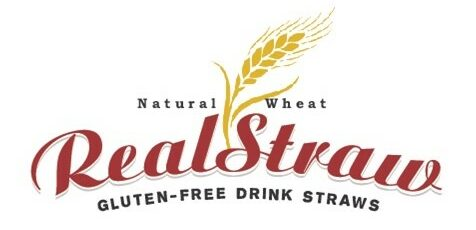 Real Straw Gluten-Free Bar Straws