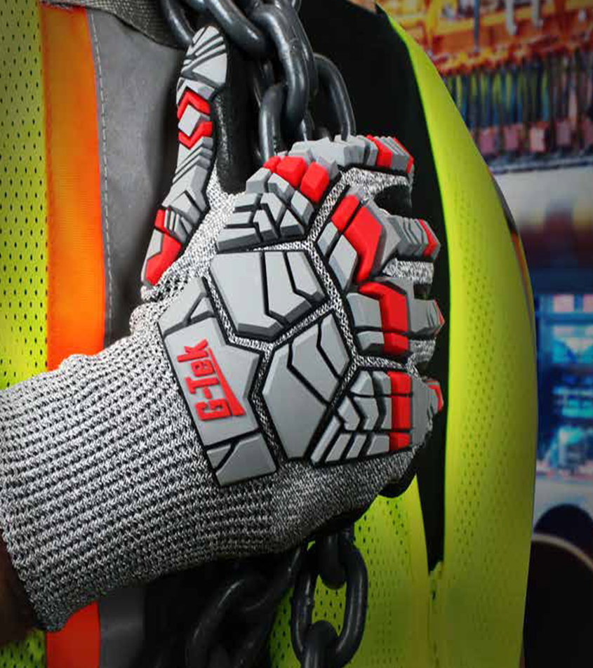 G-Tek® Impact Series | Next Generation Hand Protection