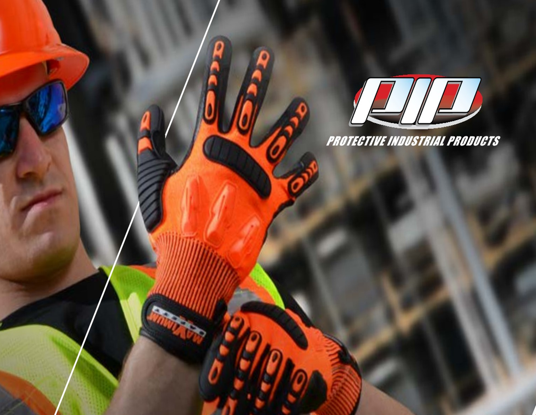 PIP® Maximum Safety® TuffMax5™ Gloves