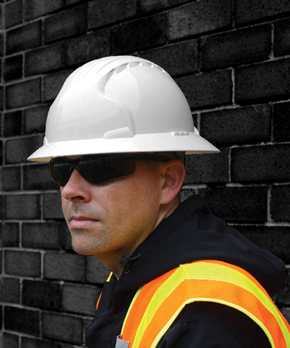 PIP® JSP® Evolution Full Brim Hard Hats