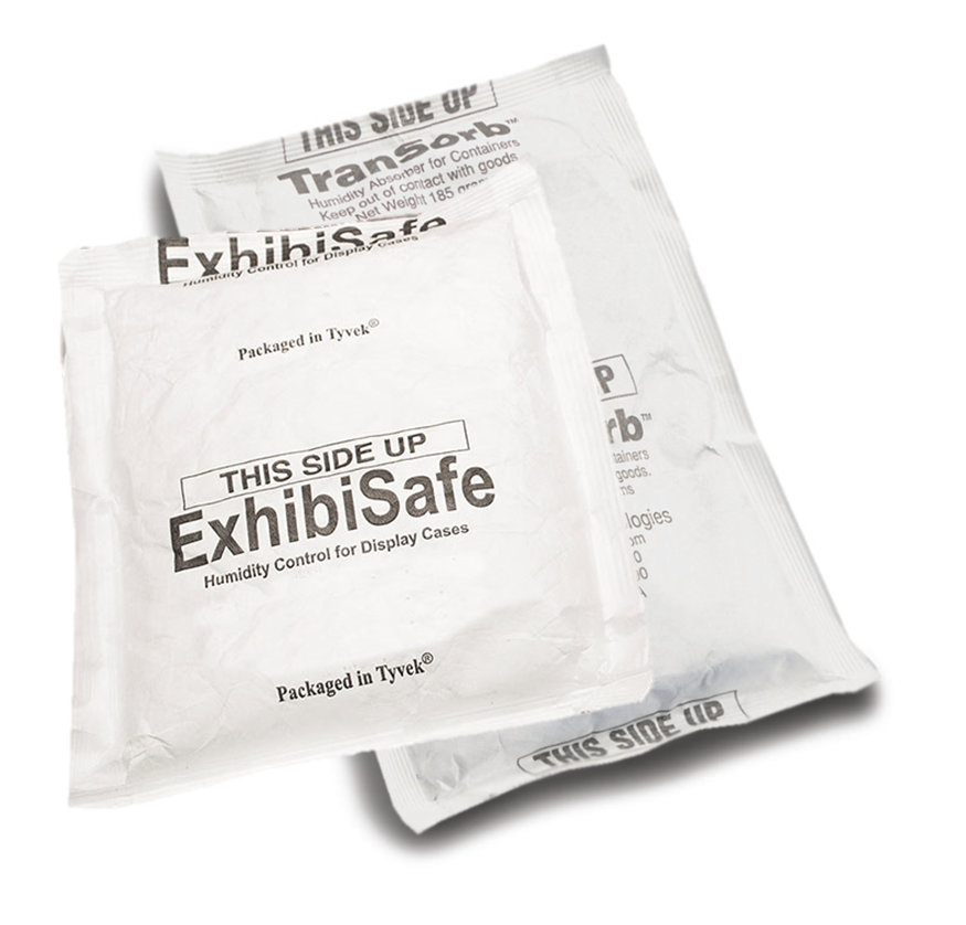ExhibiSafe®/Transorb® Moisture Control