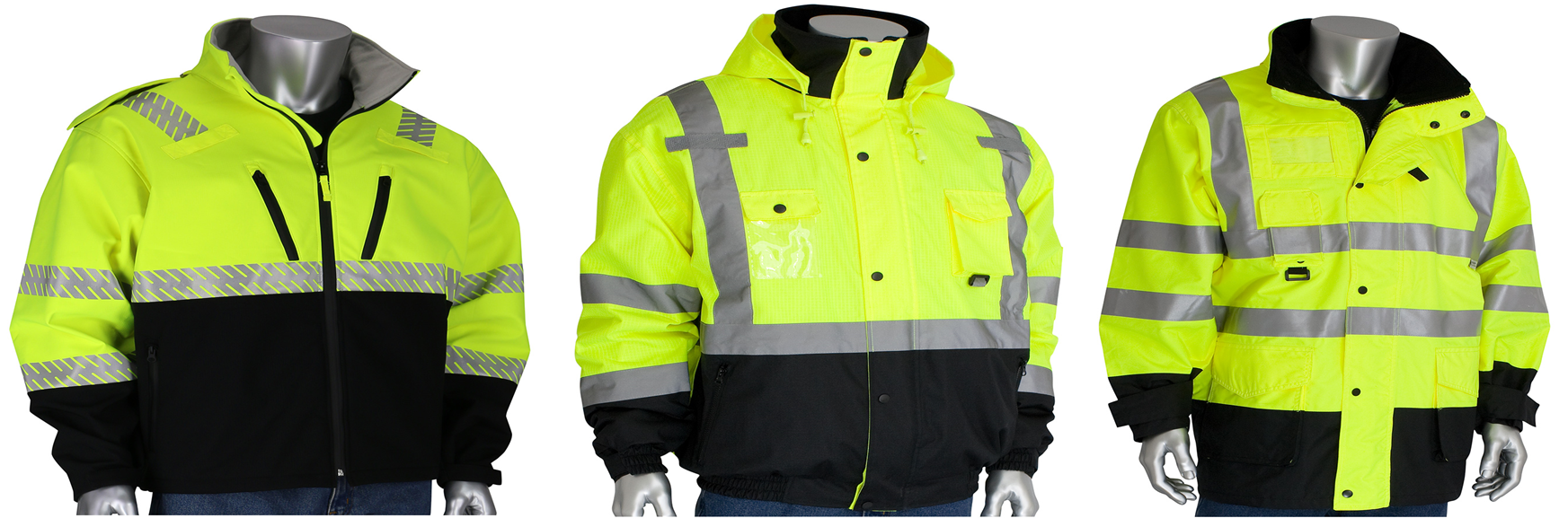 PIP® ANSI Type R Class 3 Cold Condition Work Jackets