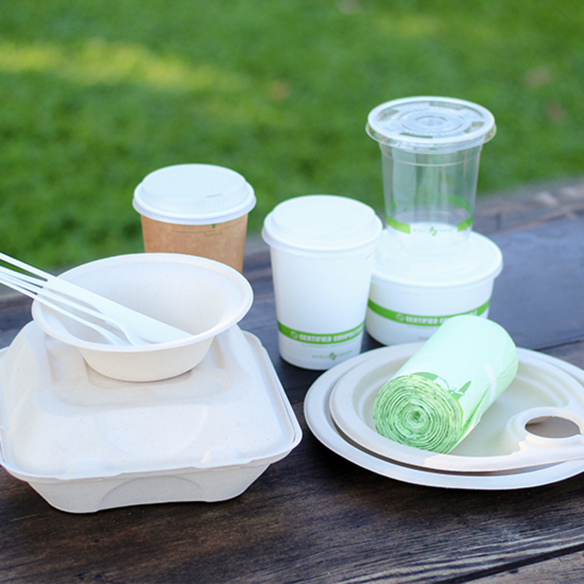 World Centric® Certified Compostable Foodservice Products