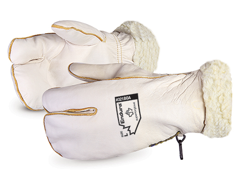 #321BOA Superior Glove® Endura Cowgrain Winter Mitts