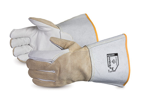 #365HBR Superior Glove® Endura® Heavy-Duty Horsehide TIG Welding Glove