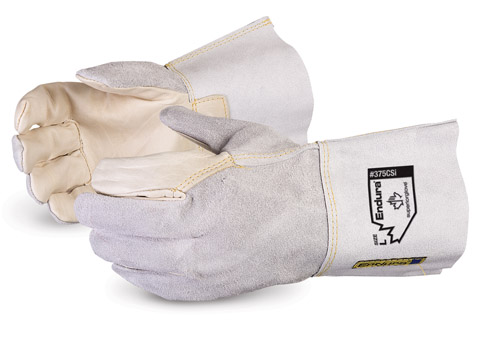 Superior Glove® Endura® Cowgrain Gloves #375CSi