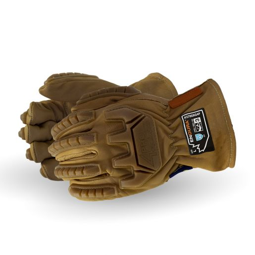 Superior Glove® Endura® 4Pro™ Oilbloc™ Anti-Impact Arc Flash Driver Gloves