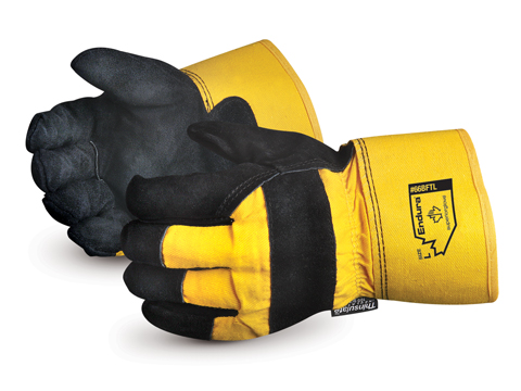 #66BFTL Superior Glove®  Endura Winter Split Fitters Thinsulate Glove