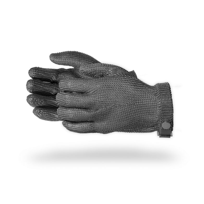 MMG Superior Glove® Universal Five-finger Cut Resistant Chain Mail Work Glove