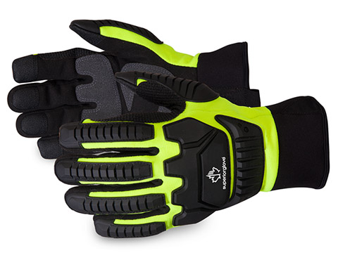Superior Glove® Clutch Gear® Winter CR Waterproof Impact Glove #MXVSBKWT