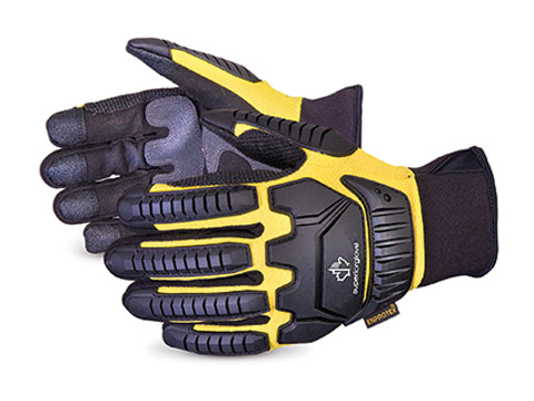 Superior Glove® Clutch Gear® Waterproof Impact Protection Mechanics Glove