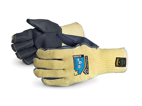 #SKSCTB Superior Glove® Kevlar® Heat-Resistant Gloves w/ SilaChlor® and Temperbloc™