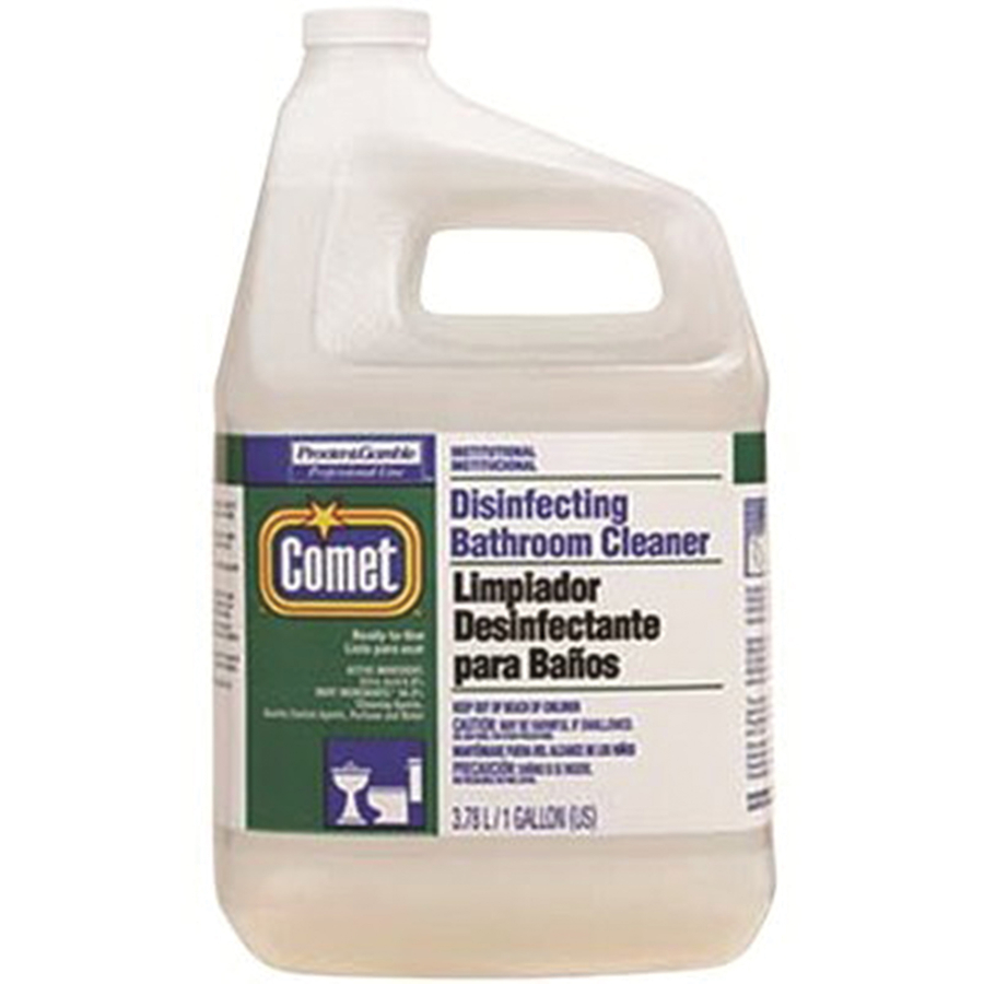 20542 Comet® Disinfecting - Sanitizing Bathroom Cleaner - 1 Gallon