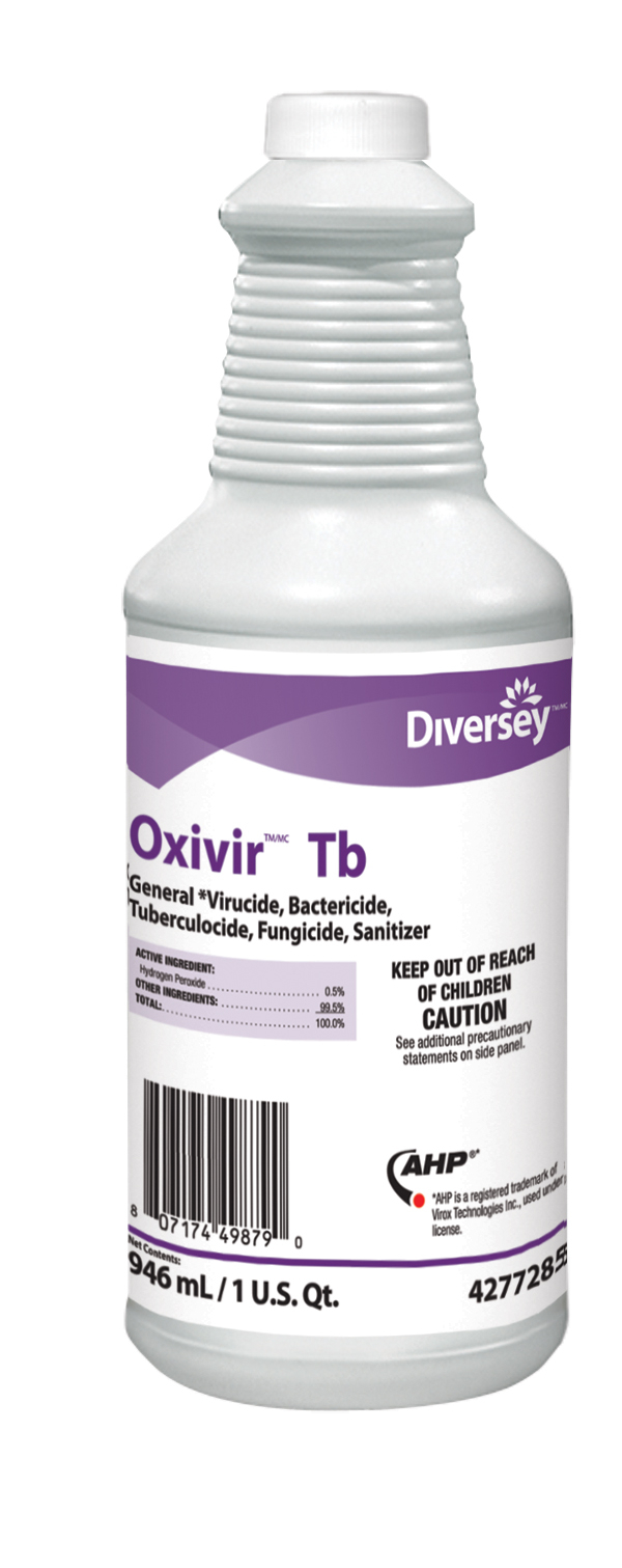 4277285 Oxivir® Tb Ready-to-Use Disinfectant Cleaner