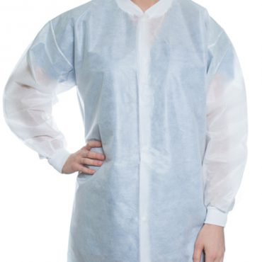 Limited-Use SMS Protective Lab Coats