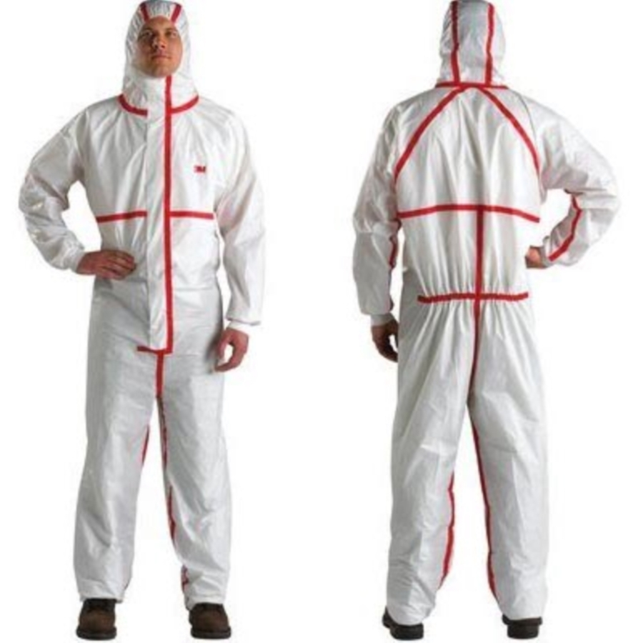 3M™ Disposable Chemical Protective Coverall 4565