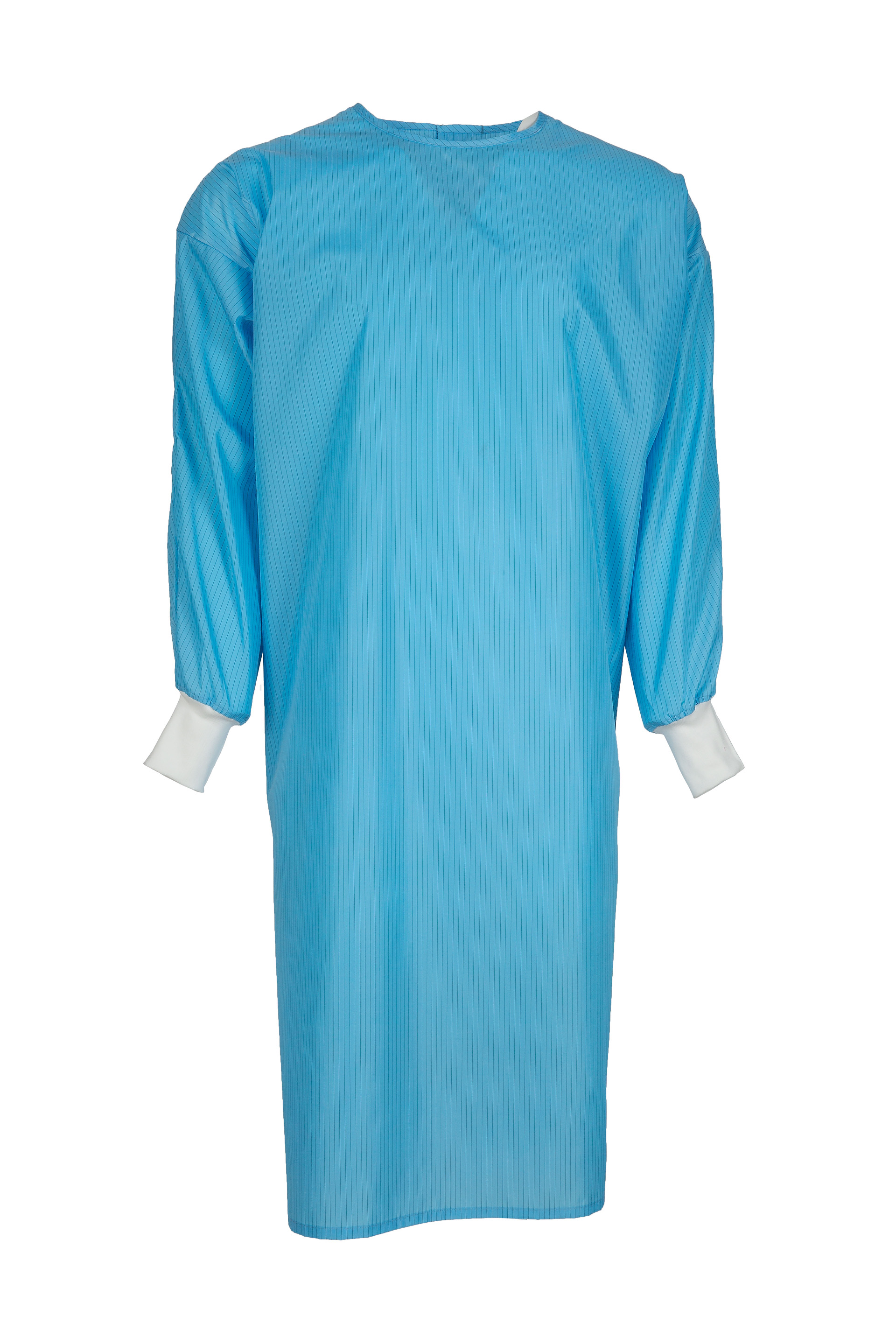 ISO4758 Level 2 Reusable Isolation Gowns - Blue