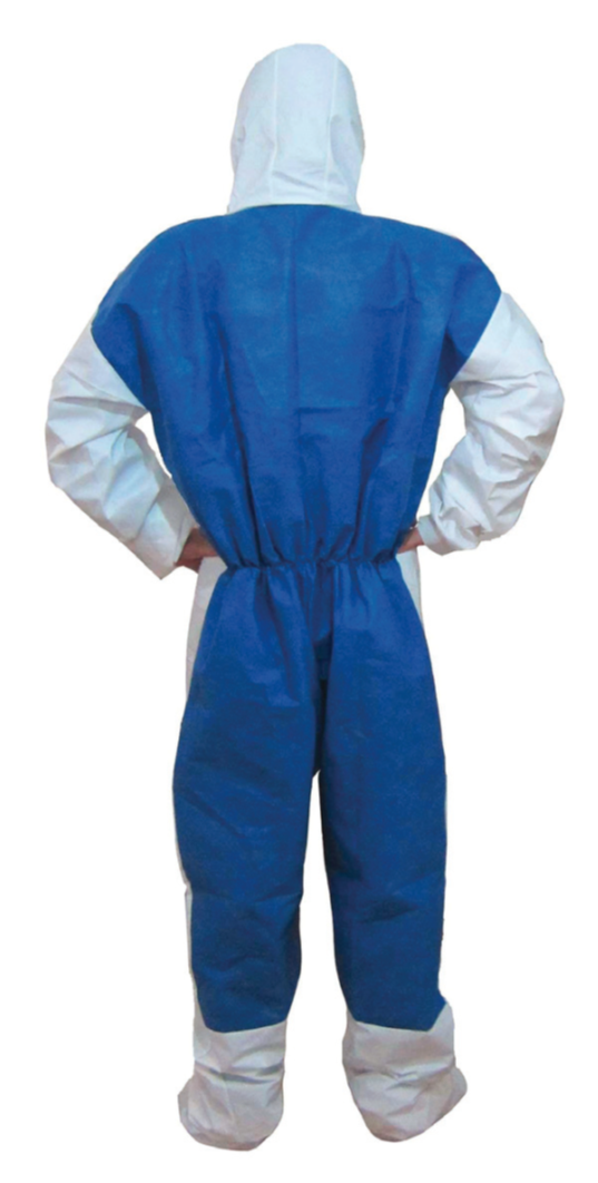 #KEY-TEC-COOL-HE Keystone® Key-Tec Cool Coveralls w/ Hood (Individually Bagged)