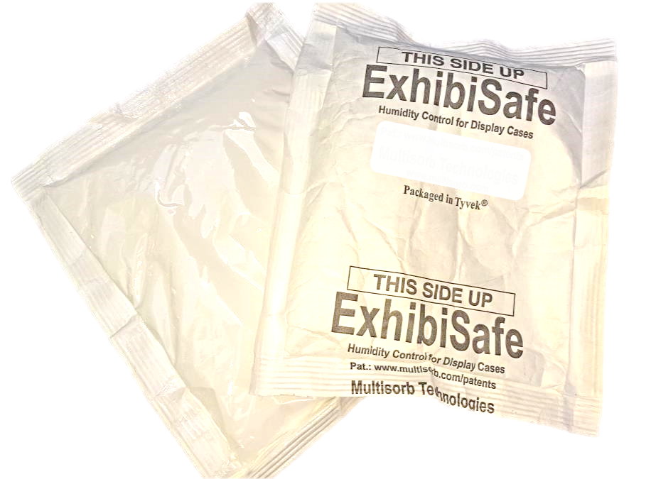 ExhibiSafe® Moisture Control Preservation Packs