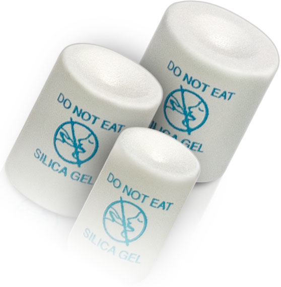 Multiform CSF® Advanced Compressed Desiccant Canisters