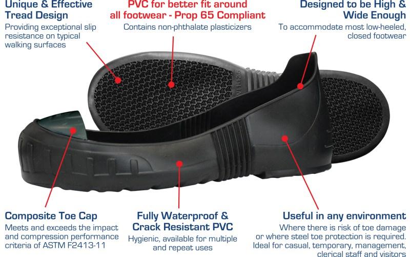 31431fd43ade MEGAComfort® | Mega Composite Toe Overshoe™