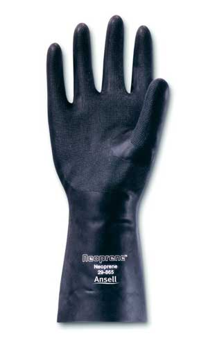 Ansell® Neoprene 18-mil Gloves