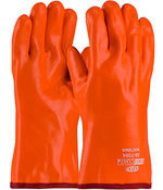 PIP ProCoat®  Insulated PVC Dipped Glove with Smooth Finish - Gauntlet Cuff #58-7304