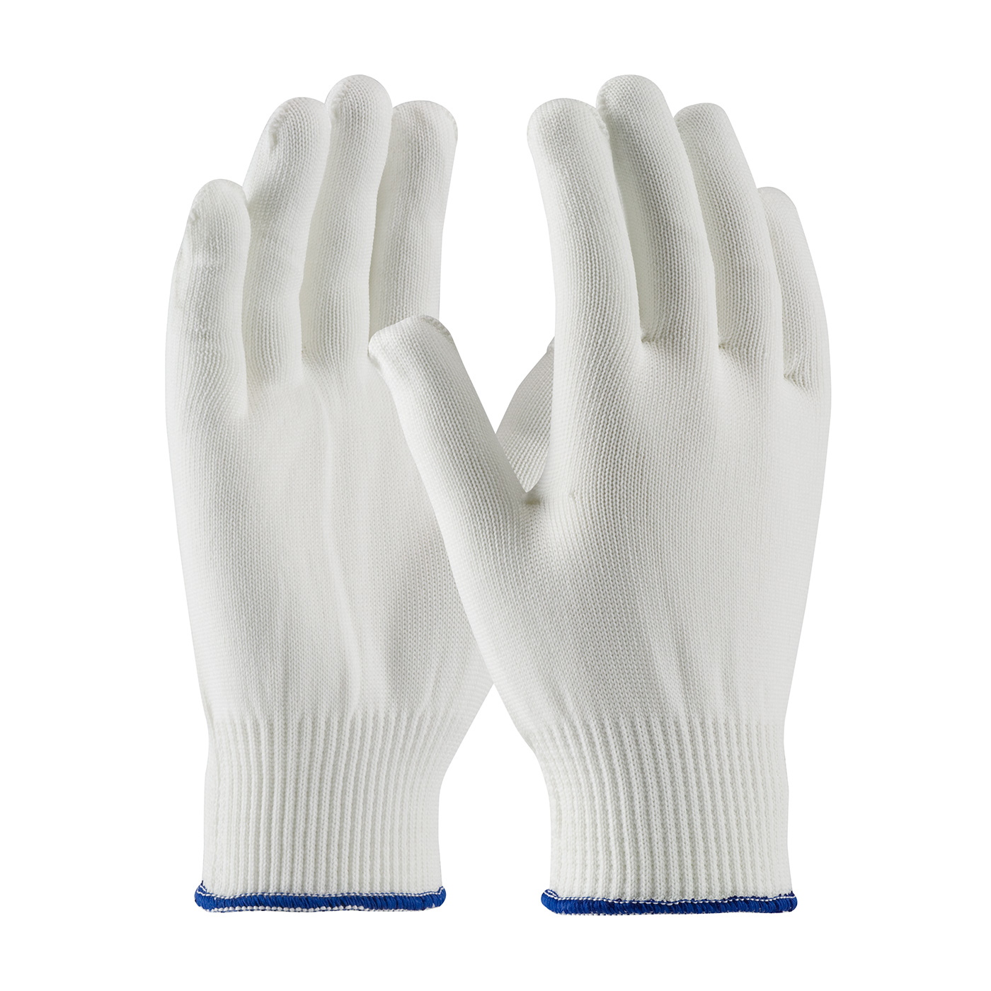 #40-230 PIP® CleanTeam® Light Weight Seamless Knit Polyester Cleanroom Gloves