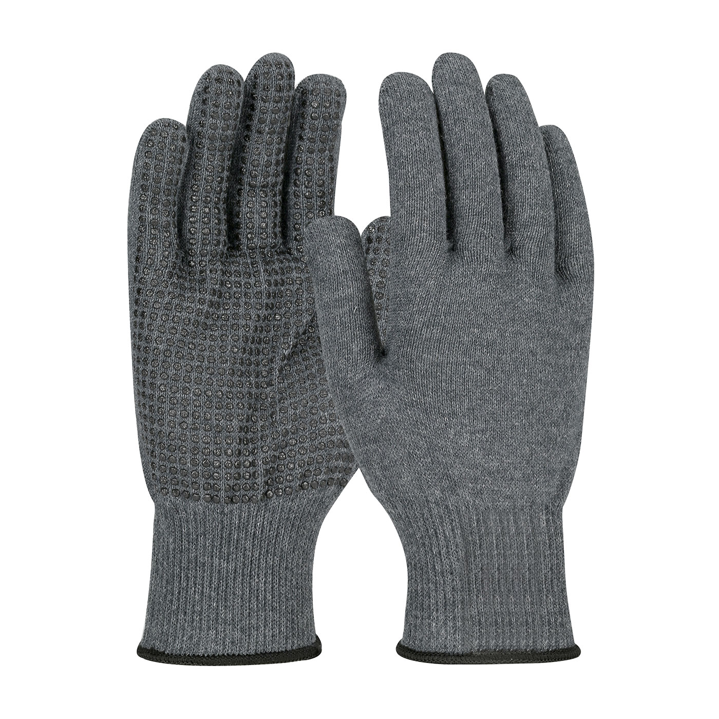 08-KA750PD PIP® ACP Technology™ A4 Kevlar® Glove and Black PVC Dot Grip